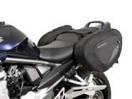 Suzuki SV 650 ABS - Blace Satteltaschen- Set