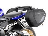 Yamaha YZF-R3 - Blace Satteltaschen- Set