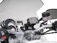 GPS Halter BMW Cockpit