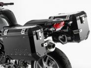BMW F 800 GT & F 800 R - Quick Lock Kofferträger