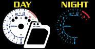 Honda CBR 1000 RR Plasma Tacho