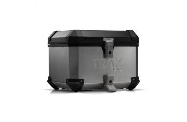 Trax ION Top Case Silber