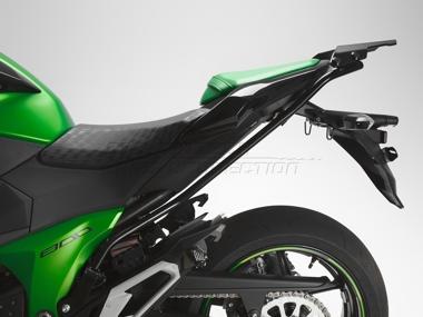 Kawasaki Z 800 - Alu Rack