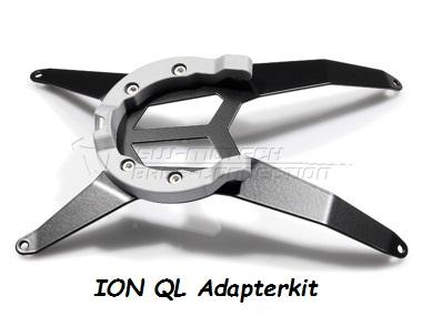 Quick Lock Tankring Adapterkit ION