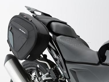Honda CBF 600 N/S - Blace Satteltaschen- Set
