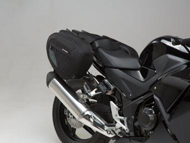 Honda CBR 125 R / CBF 125 NA - Blaze H Satteltaschen- Set