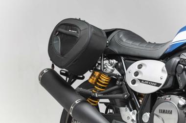 Yamaha XJR 1300 - Blace Satteltaschen- Set