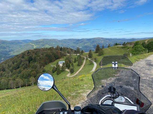 3. Route des grand Alpes / Massif Central 22.05-06.06.2021