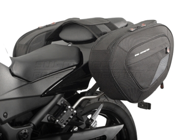 Kawasaki Versys Soft Luggage